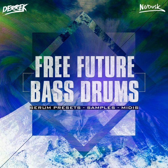Derrek No Dusk Future Bass Drums