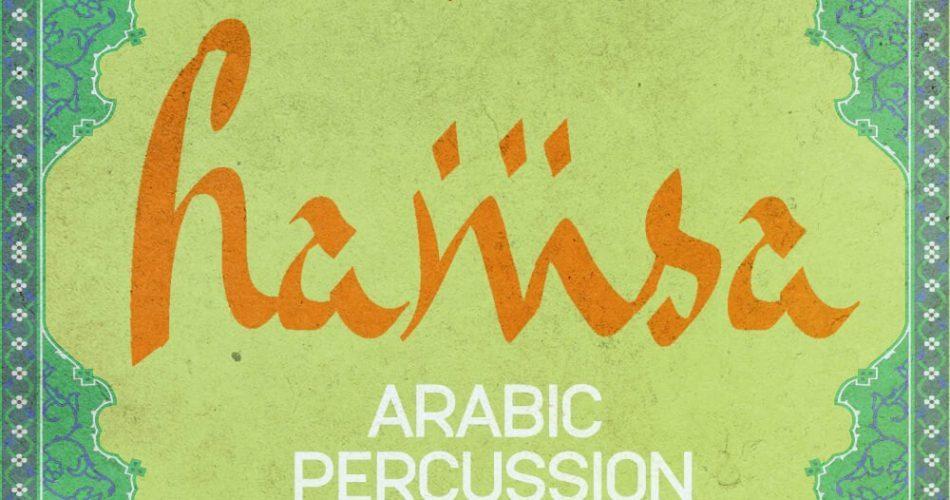 EarthMomenths Hamsa Vol 2 Arabic Percussion
