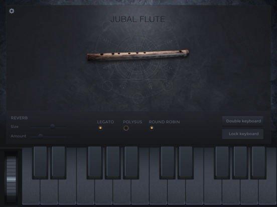 Embertone Jubal Flute iOS