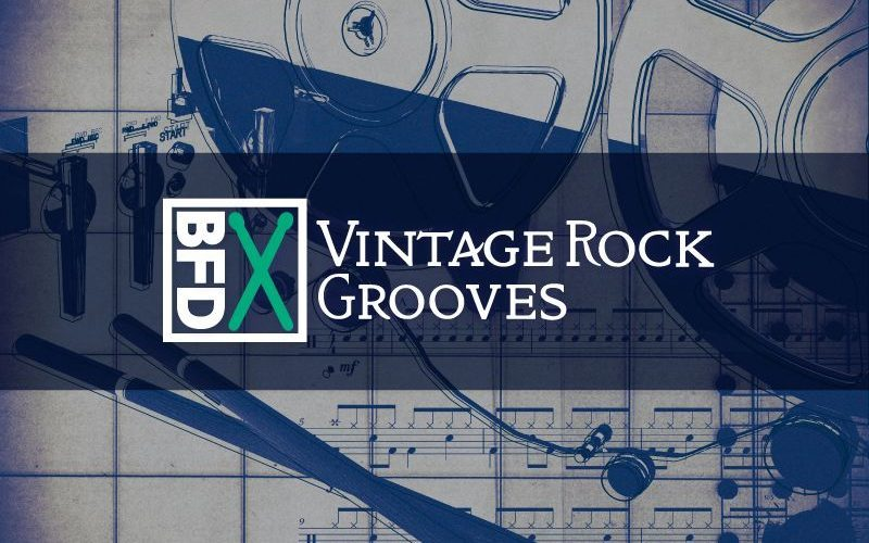 FXpansion BFD Vintage Rock Grooves