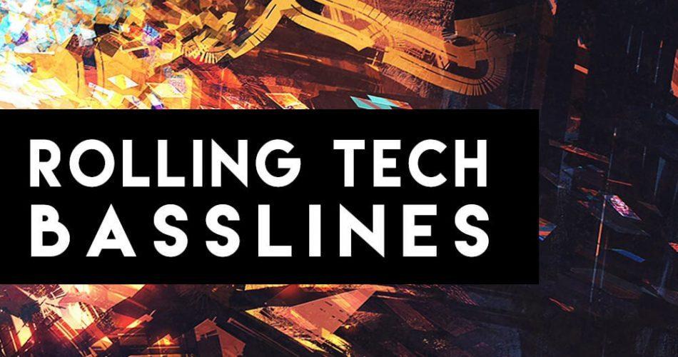 Function Loops Rolling Tech Basslines