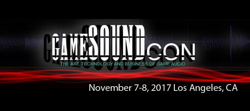 GameSoundCon 2017