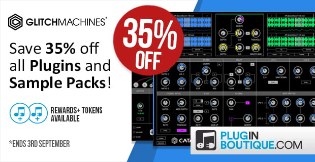 Glitchmachines Summer Sale