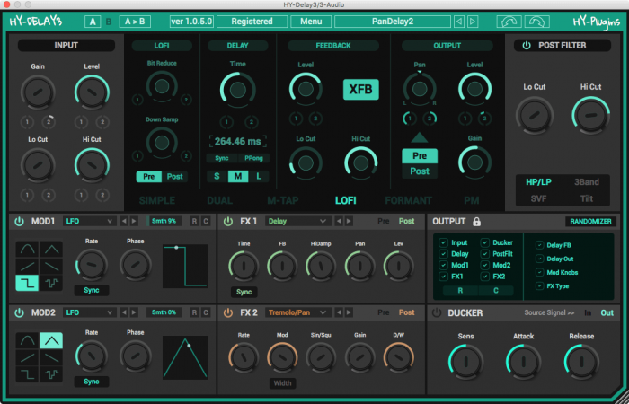 HY Plugins HY Delay3 1.0.5