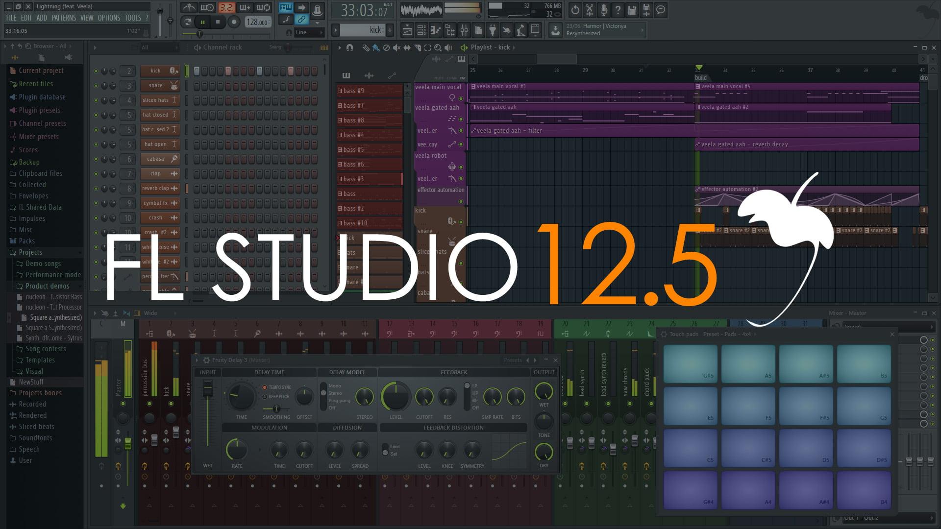 fl studio free download image line