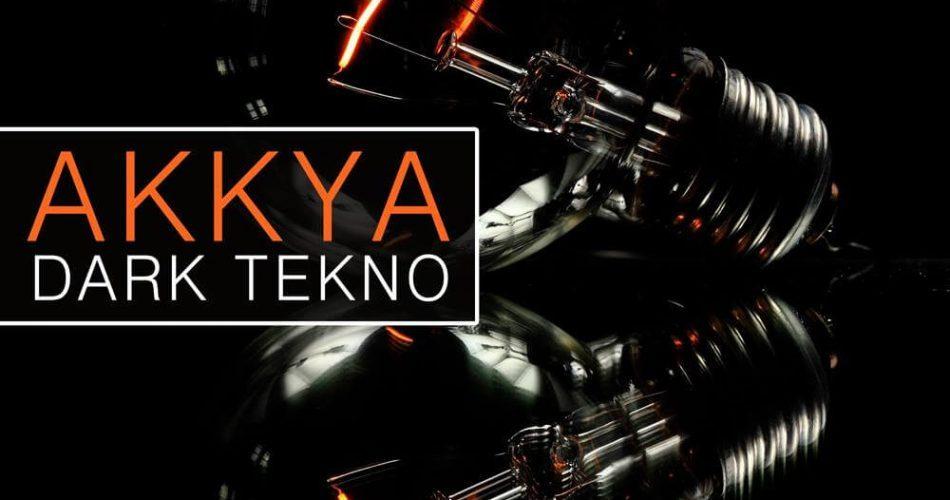 Industrial Strength Akkya Dark Tekno