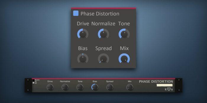 Kilohearts Phase Distortion plugin