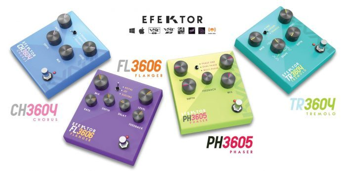 Kuassa Efektor Modulation Bundle