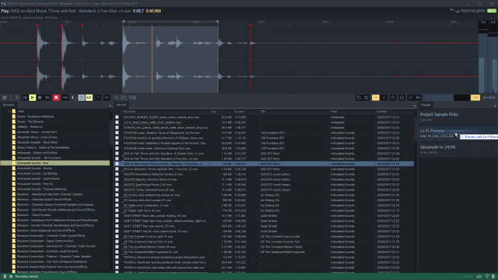 Liqube Audio Resonic Pro 0.8.9b