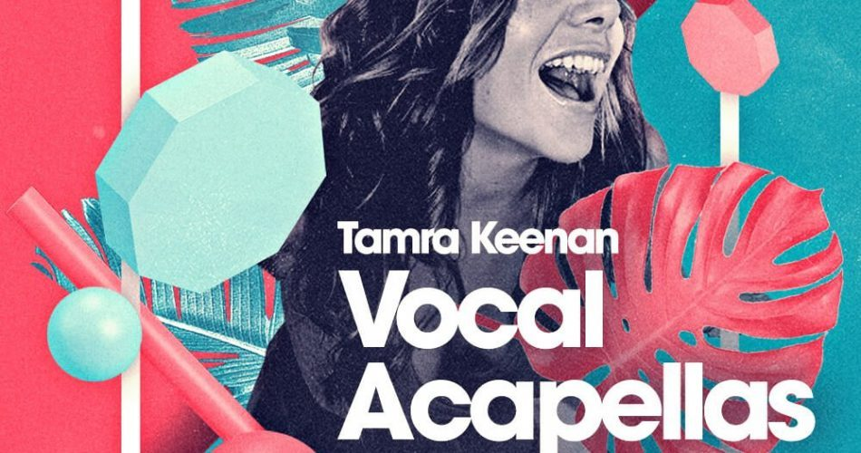Loopmasters Tamra Keenan Vocal Acapellas