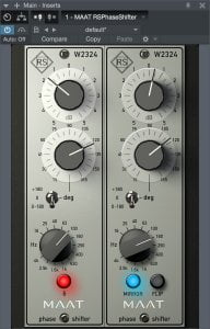 MAAT RSPhaseShifter phase shifter plugin 40% OFF through May