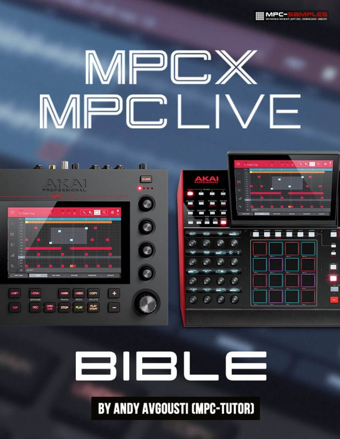 MPC Samples MPC X & MPC Live Bible