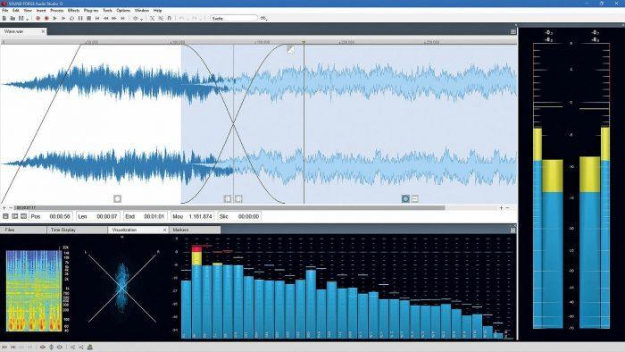 Magix Sound Forge Audio Studio 12