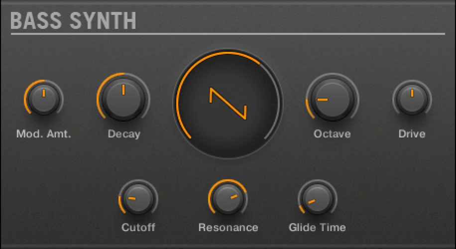 Native Instruments Maschine Bass Synth
