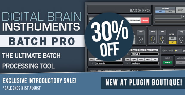 PIB Batch Pro sale