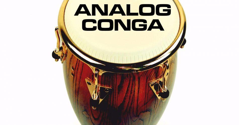Past To Future Samples Analog Conga for Kontakt