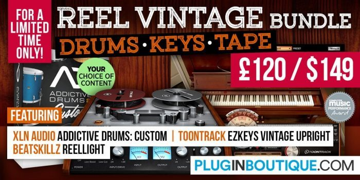 Plugin Boutique Reel Vintage Bundle