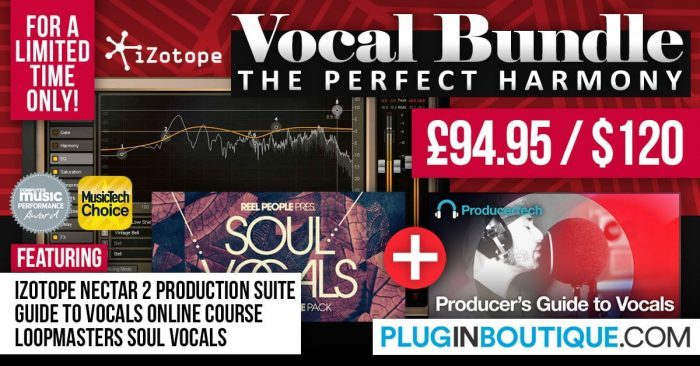 Plugin Boutique Vocal Bundle