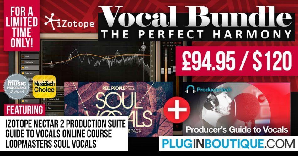 Plugin Boutique Vocal Bundle
