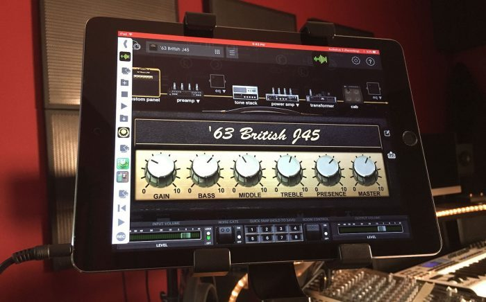 Positive Grid Audiobus 3 support