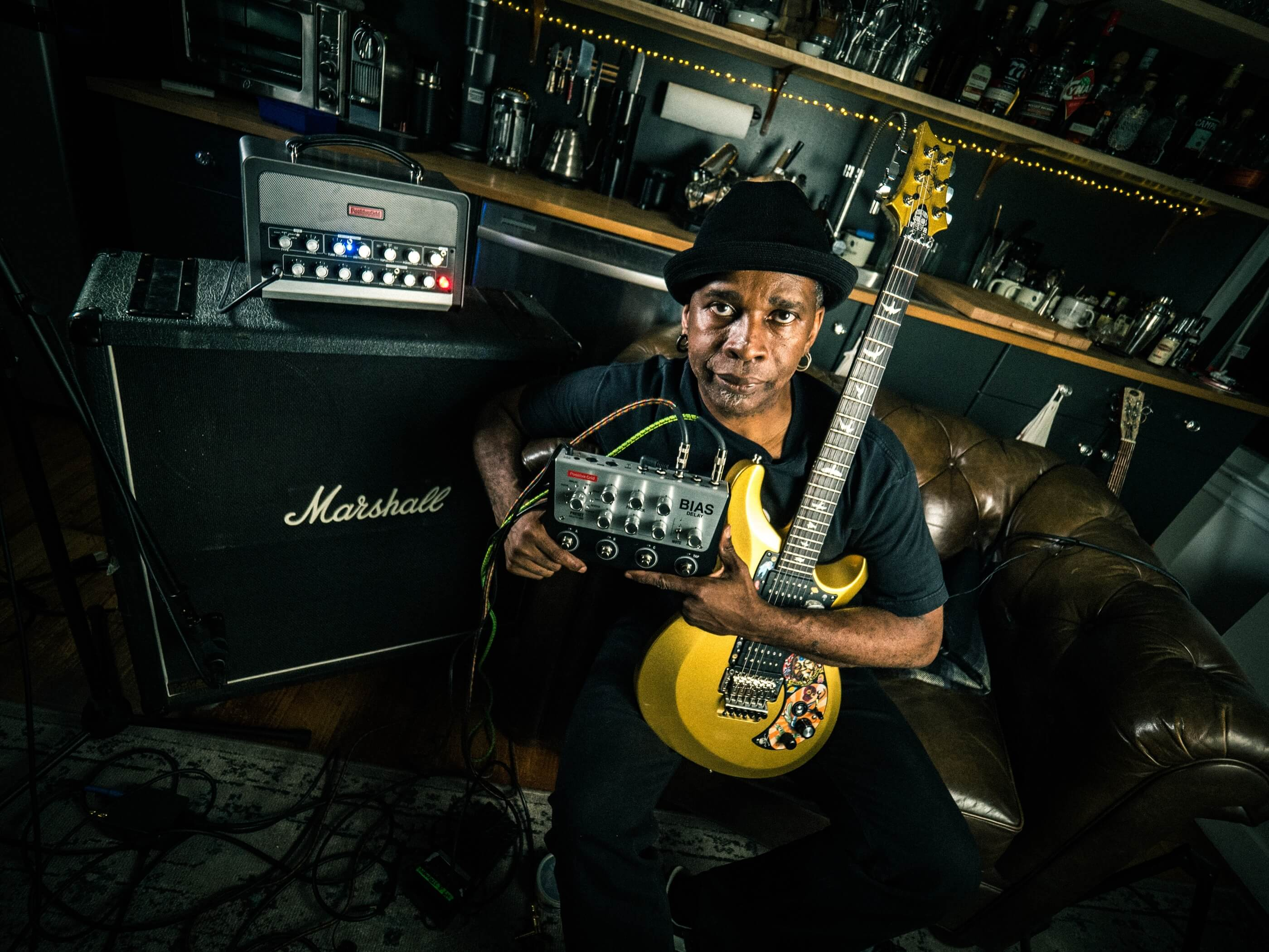 Vernon Reid From Living Colour On Positive Grid S Bias