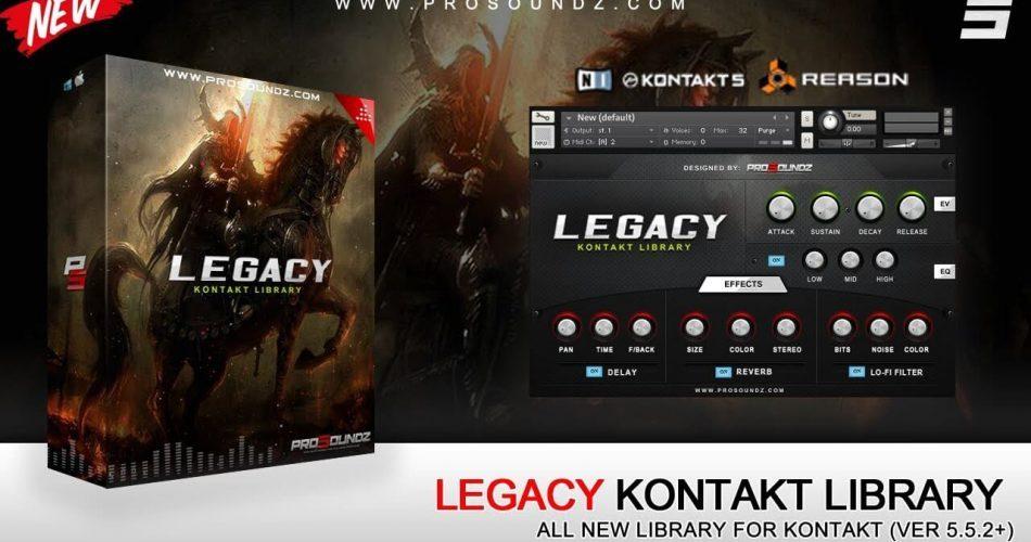 ProSoundz Legacy