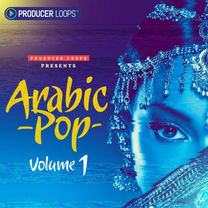 Producer Loops Arabic Pop Vol 1