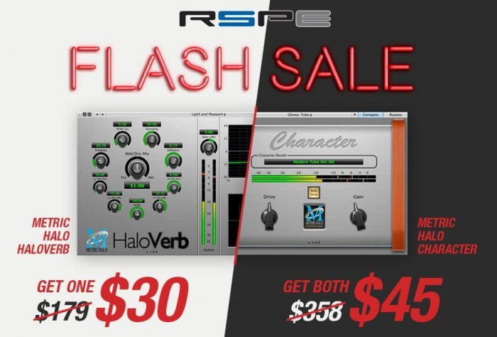 RSPE Audio Metric Halo Flash Sale