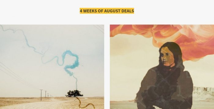 Rast Sound August Deals Mideast Vocals & Cinescapes
