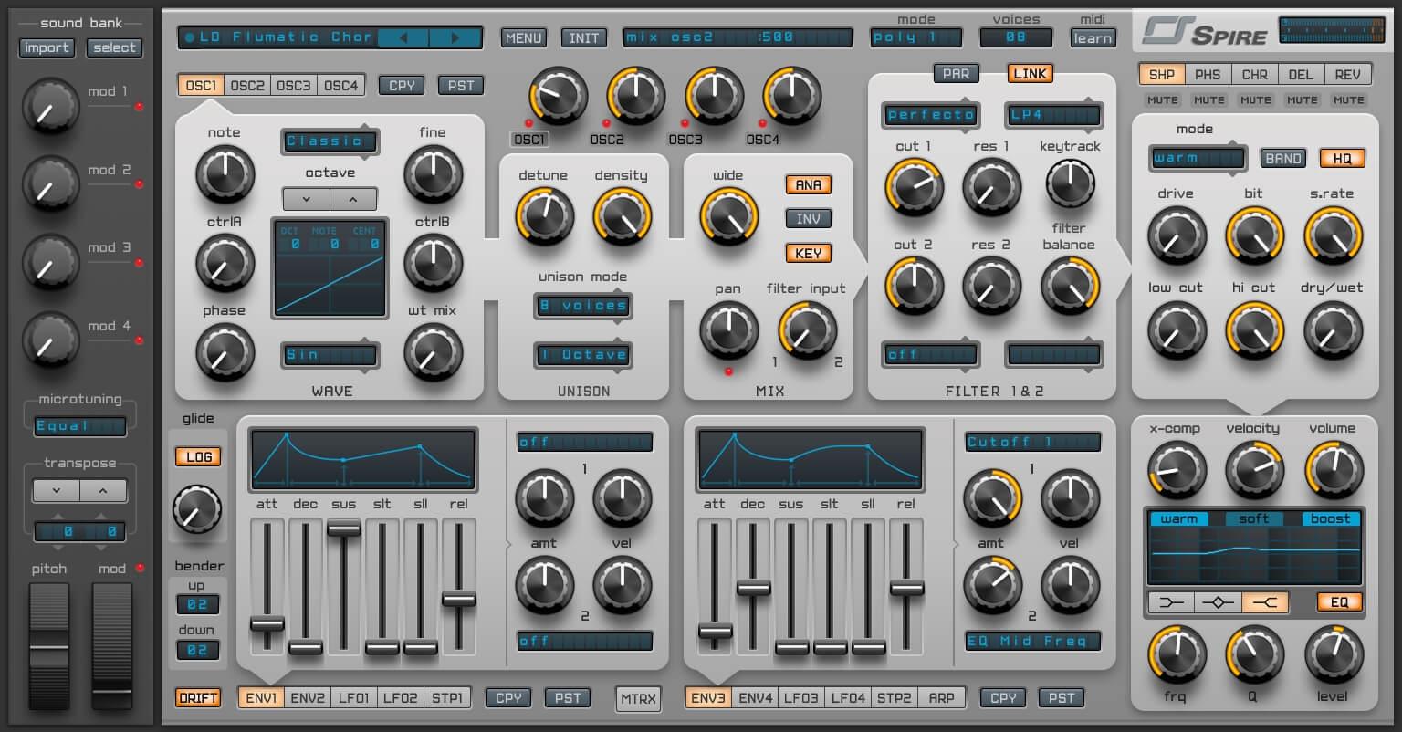 Reveal Sound Spire : reveal sound offers 30 off spire synthesizer sound packs ~ Vivirlamusica.com Haus und Dekorationen