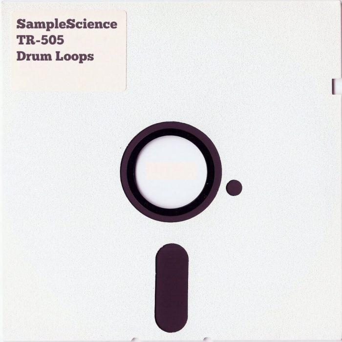 SampleScience Free TR-505 Drum Loops