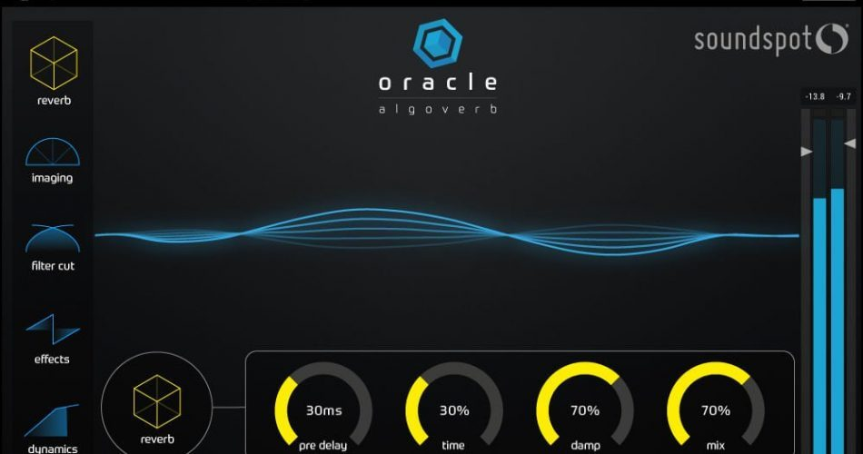 SoundSpot Oracle Reverb