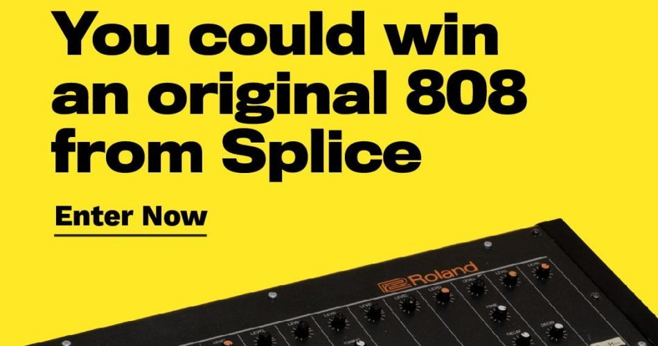 Splice 8 Days of 808 Giveaway