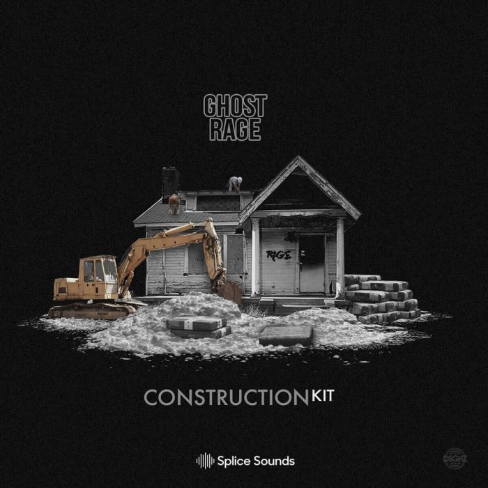 Splice Sounds Ghostrage Construction Kit