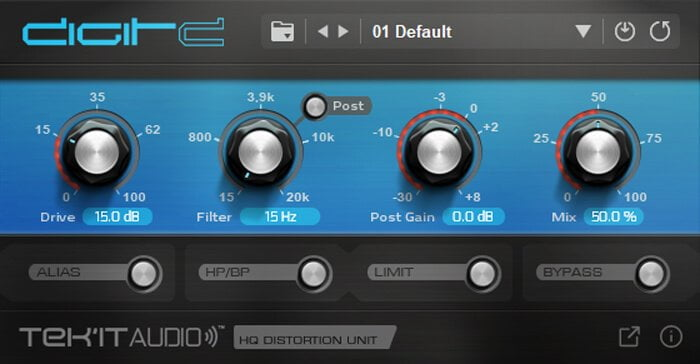 Tekit Audio DigiD 1.1