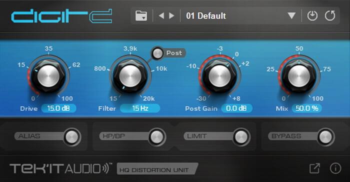 Tekit Audio DigiD 1.1