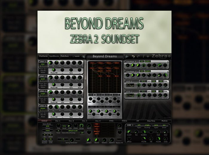 Triple Spiral Audio Beyond Dreams for Zebra 2