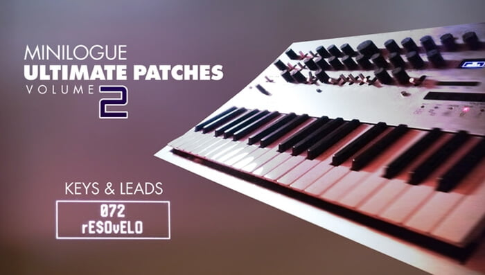 Ultimate Patches Minilogue Vol 2
