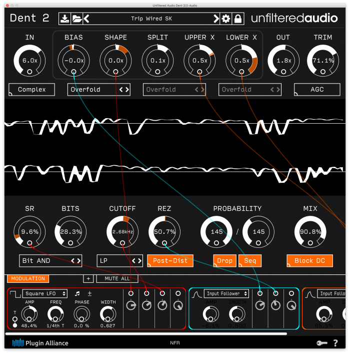 Unfiltered Audio Dent 2