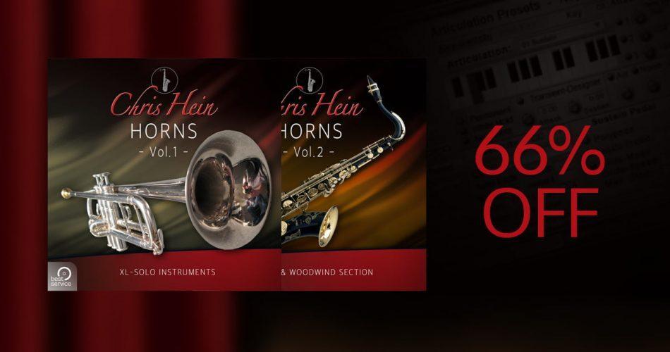 VST Buzz Chris Hein Horns Pro