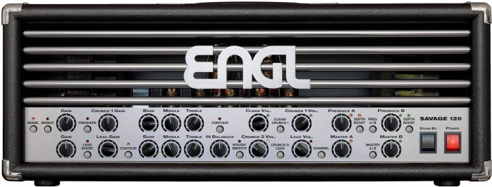 brainworx ENGL savage 120 amplifier