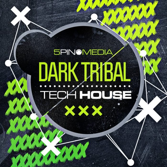 5Pin Media Dark Tribal Tech House