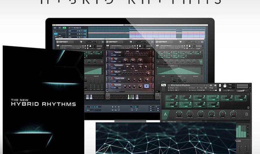 8Dio Productions The New Hybrid Rhythms