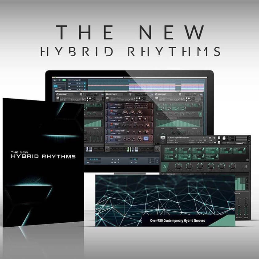 8dio Releases New Hybrid Rhythms Cinematic Percussion For Kontakt