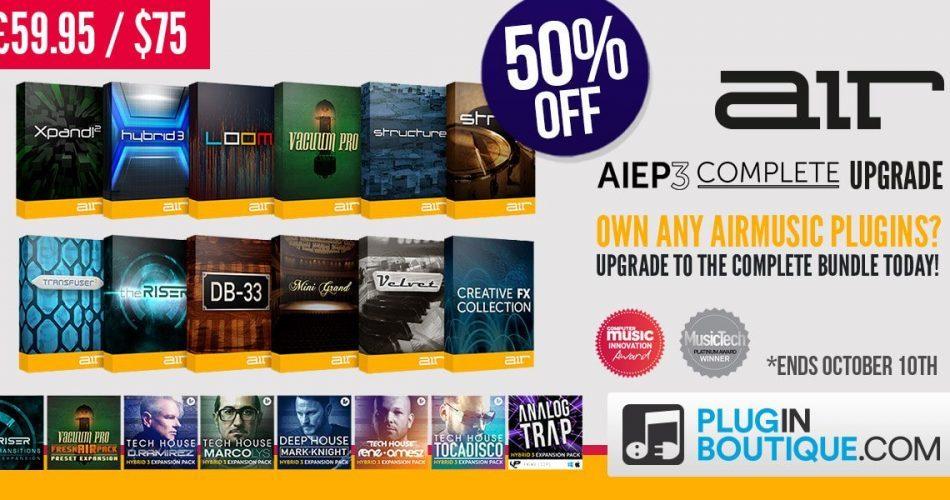 AIR AIEP3 Complete Upgrade sale