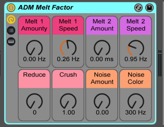 AfroDJMac Melt Factor