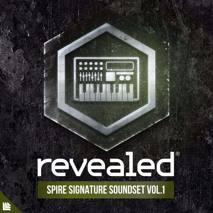 Alonso Sound Revealed Spire Signature Soundset Vol 1