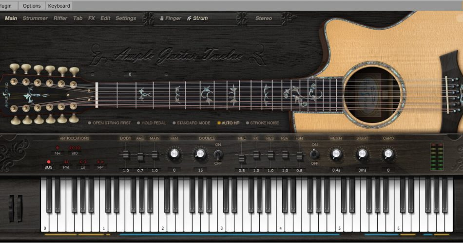 Ample Sound AG 12