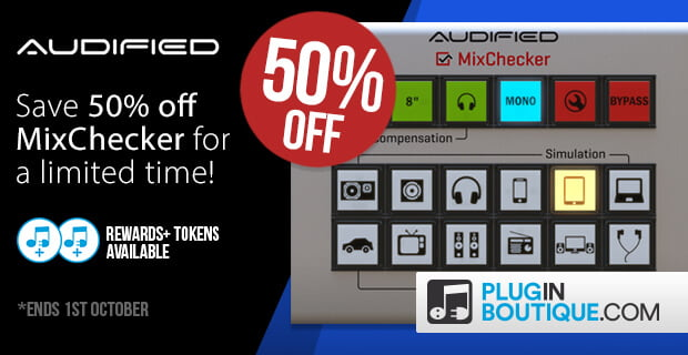 Audified MixChecker sale