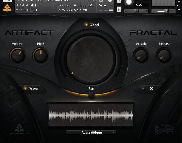 Audio Imperia Artifact Fractal